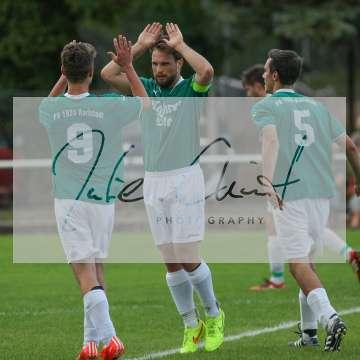 FV Karlstadt II - FC Zell II