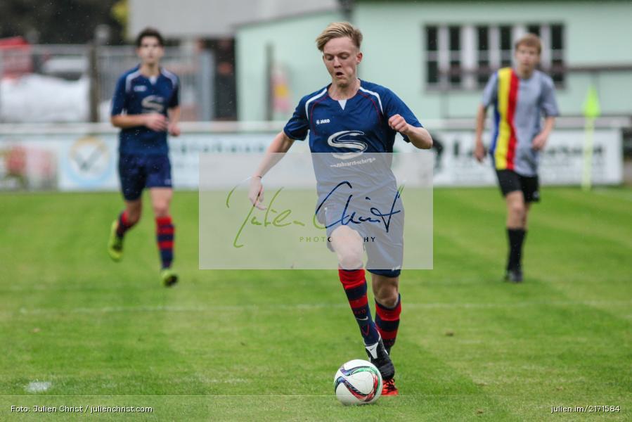 Maximilian Strick, 17.09.2016, Bezirksoberliga, U19, JFG Kreis Würzburg Süd-West, JFG Kreis Karlstadt - Bild-ID: 2171584