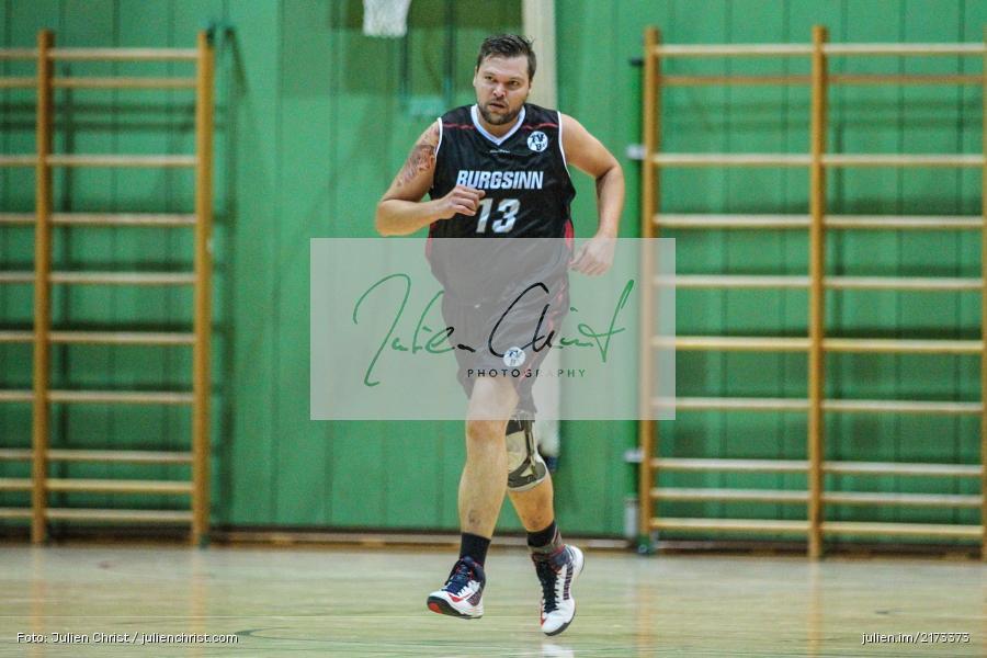 Erwin-Ammann-Halle, 15.10.2016, Basketball, TV Burgsinn, TSV Karlstadt - Bild-ID: 2173373