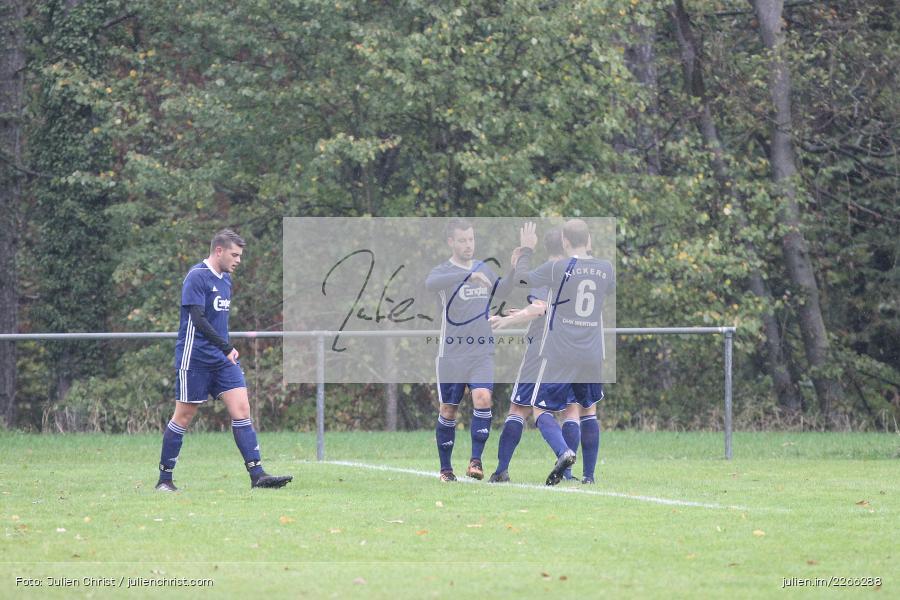 Timo Maier, Kreisliga TBB, 06.10.2019, TSV Gerchsheim, Kickers DHK Wertheim - Bild-ID: 2266288