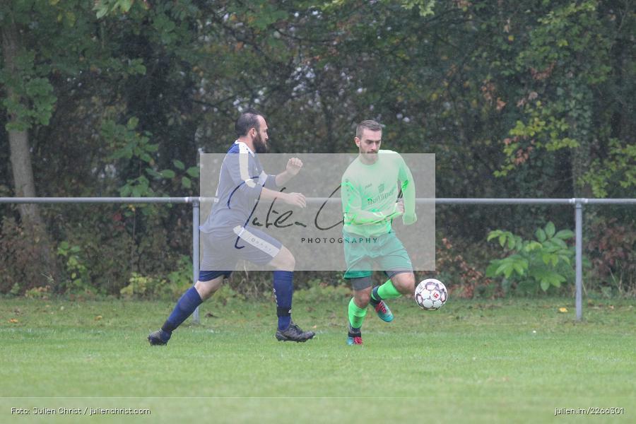 Erich Meisner, Nils Lotter, 06.10.2019, Kreisliga B TBB, SpG TSV Dittwar/FC Heckfeld, Kickers DHK Wertheim 2 - Bild-ID: 2266301