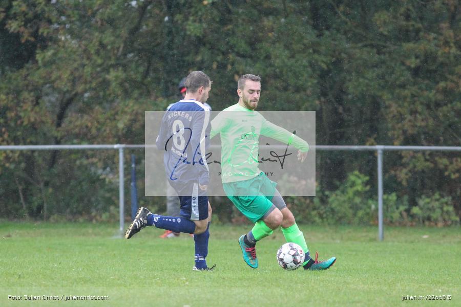 Marc Strauß, Nils Lotter, 06.10.2019, Kreisliga B TBB, SpG TSV Dittwar/FC Heckfeld, Kickers DHK Wertheim 2 - Bild-ID: 2266313