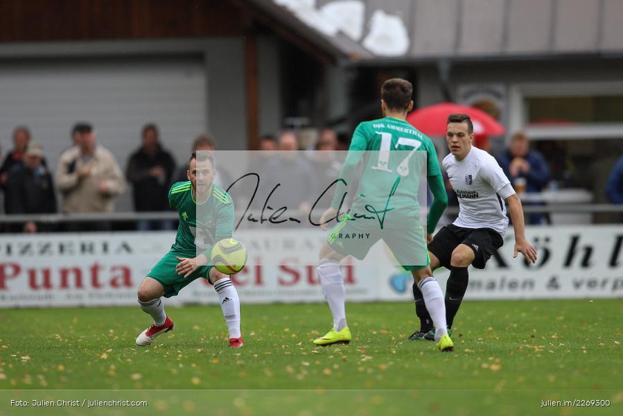 19.10.2019, Bayernliga Nord, DJK Ammerthal, TSV Karlburg - Bild-ID: 2269300
