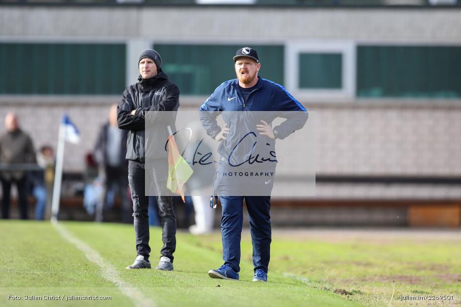 Benjamin Edlinger, Kreisklasse Würzburg, 03.11.2019, BSC Aura, SG Eußenheim-Gambach - Bild-ID: 2269501