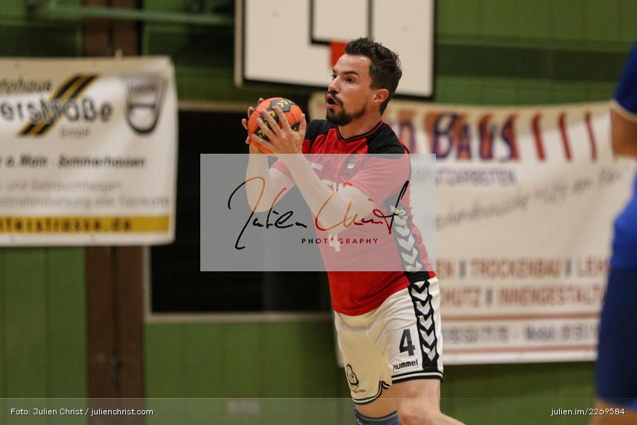 Daniel Hausmann, Bezirksliga Staffel Nord, 03.11.2019, TV Gerolzhofen, TSV Karlstadt - Bild-ID: 2269584