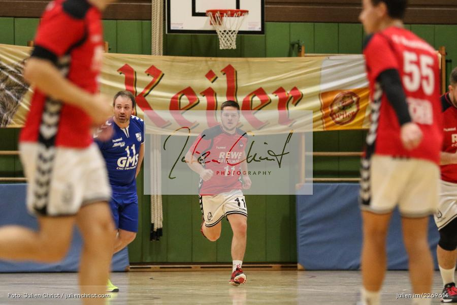 Leon Schättler, Bezirksliga Staffel Nord, 03.11.2019, TV Gerolzhofen, TSV Karlstadt - Bild-ID: 2269614