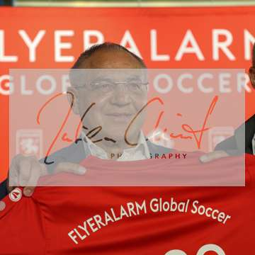 Vorstellung FLYERALARM Global Soccer