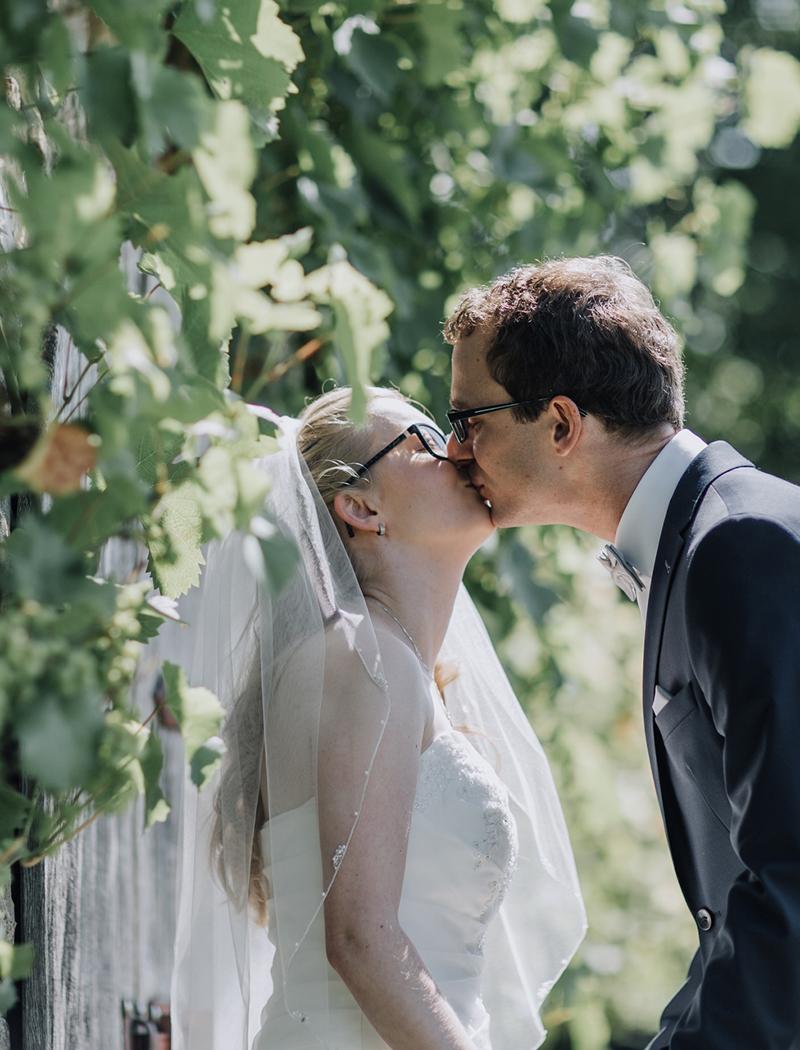 Yvonne + Sebastian : Hochzeit in der St. Michaelskirche Heßlar