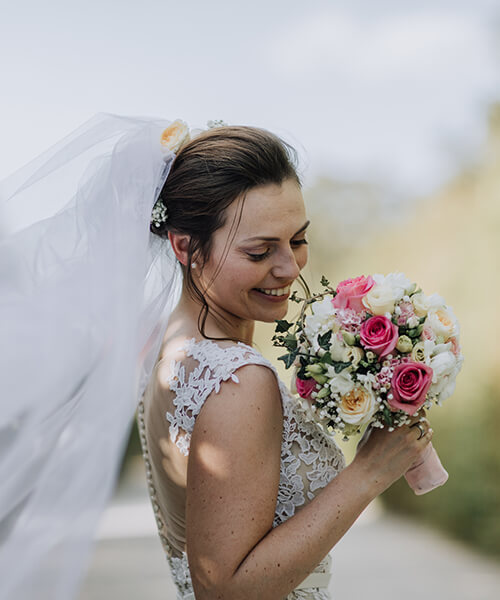 Jana + Michael : Hochzeit auf der Burg Arnstein