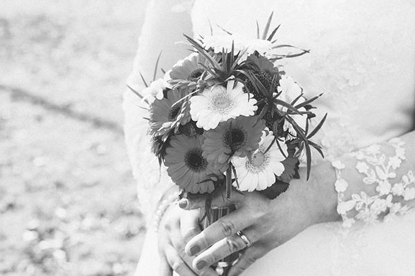 Lisa-Marie + Ewald: Frühlings-Hochzeit in Gemünden am Main