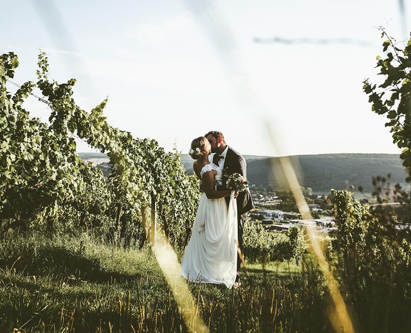 After-Wedding-Shooting in Karlstadt mit Andrea und Domi